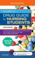 Mosby's Drug Guide For Nursing Students W/2017 Updates