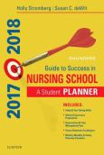 Saunders Guide To Success In Nursing School 2017-2018: A Student Planner