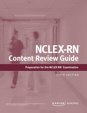 Nclex-Rn Content Review Guide (SKU 1031916121)