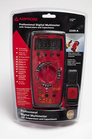 Multimeter Amprobe 33Xr-A (SKU 1002422543)