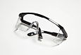 Safety Glasses Black Rim