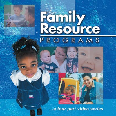 Family Resource Programs: Complete DVD Set (SKU 101010634)