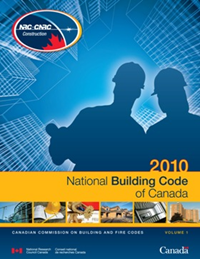National Building Code 2010 Volumes 1 & 2 Soft Cover