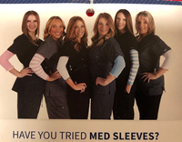 MED SLEEVES KNITTED