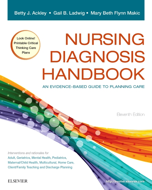 Nursing Diagnosis Handbook: An Evidence Based Guide To Planning Care (SKU 1028897921)