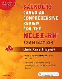 Saunders Canadian Comprehensive Review For The Nclex-Rn Exam