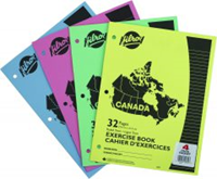 Notebook Excercise Canada