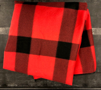Blanket Picnic Rrc Fleece Buffalo Plaid