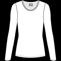 4881 - SCRUBS LONG SLEEVE KNIT TEE