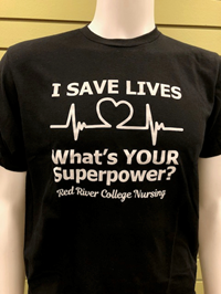 Tshirt Ux Nursing Novelty - Superpower