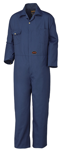 Coveralls Poly/Cotton